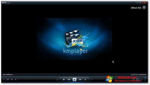 Screenshot KMPlayer per Windows 10