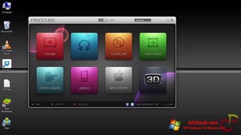 Screenshot Free Studio per Windows 10